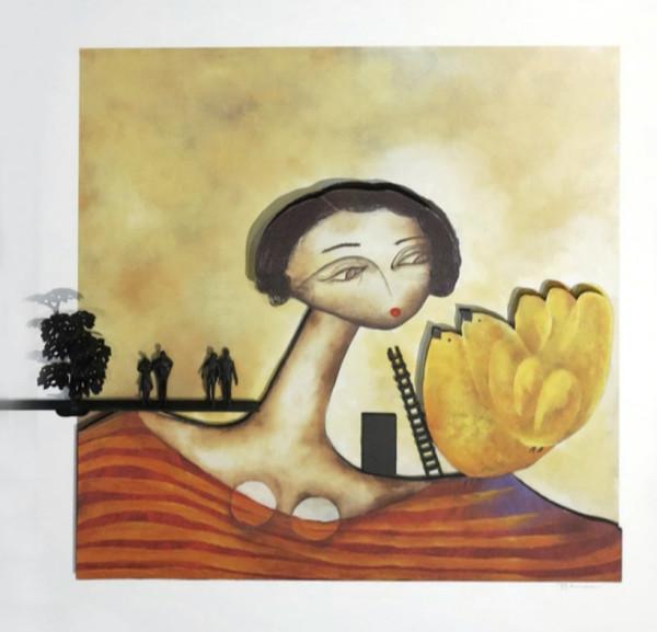 """LAS BENITAS...DESDE ADENTRO"" by LUCIAROHRMANN"