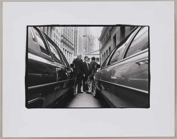 Wall Street, NYC by Matthew Septimus