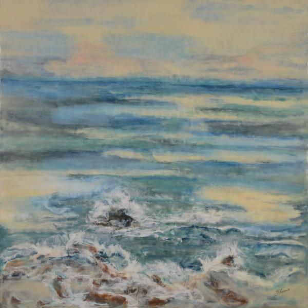Beyond the Restless Sea by Shima Shanti
