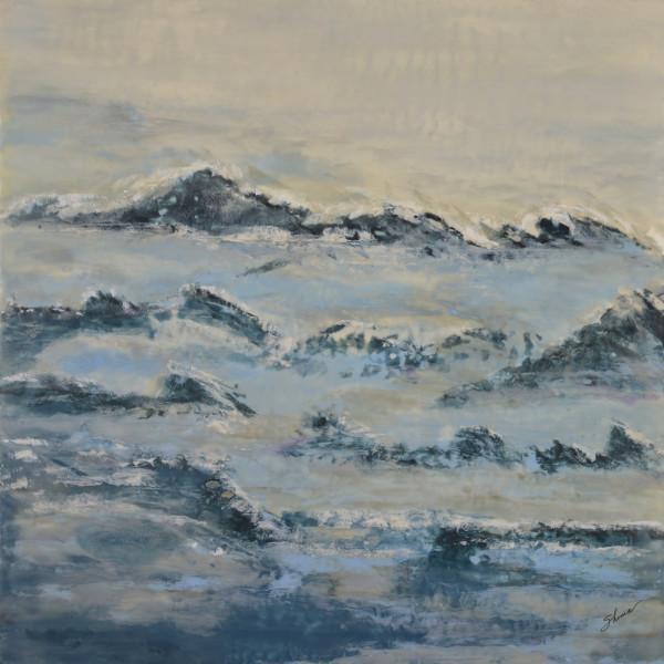 Precipice of Peace by Shima Shanti