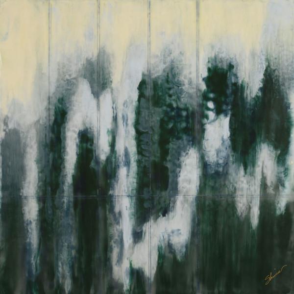 Sheets of Rain by Shima Shanti