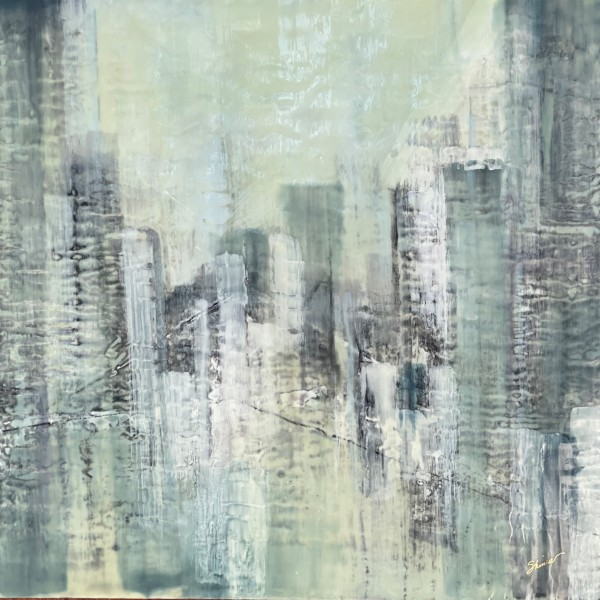 Urban Slumber by Shima Shanti