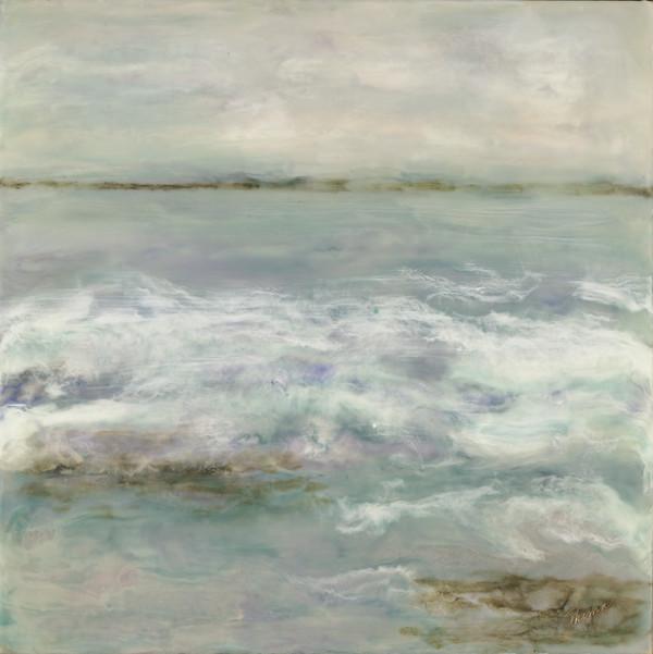 Waves of Amethyst by Shima Shanti