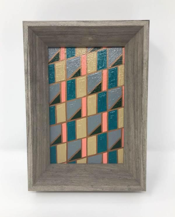 Pattern #2 by Kristen Hagan