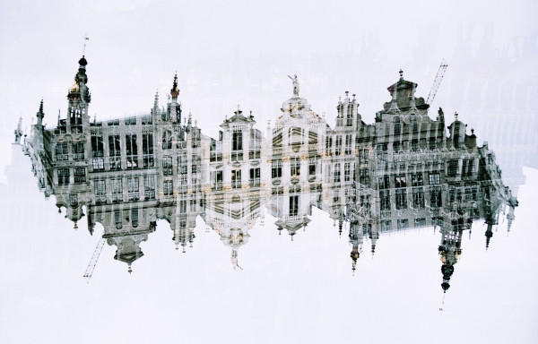 Brussel #23 by Robin Vandenabeele