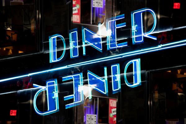 Diner, Diner by Robin Vandenabeele