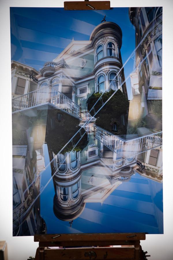 San Francisco Painted Ladies #22 by Robin Vandenabeele