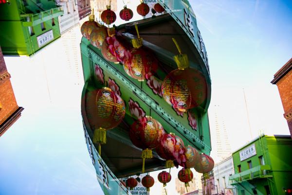 Chinatown San Francisco #41 by Robin Vandenabeele