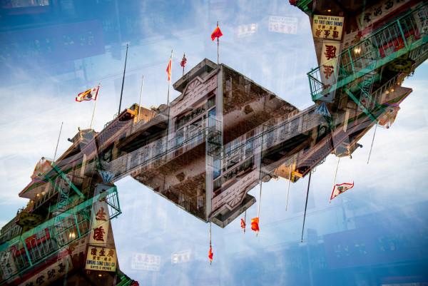 Chinatown San Francisco #50 by Robin Vandenabeele