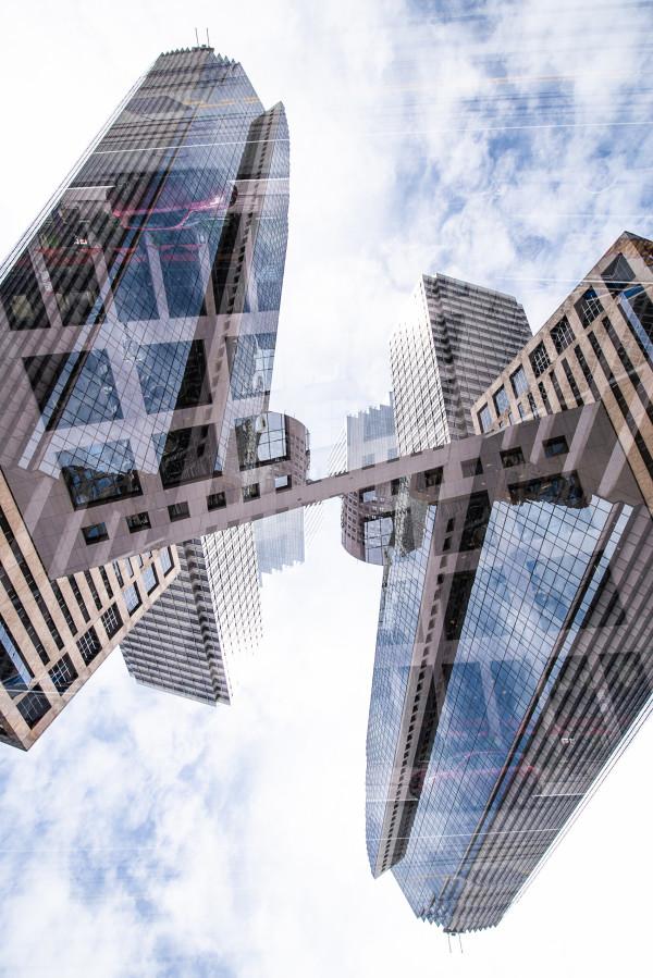 Financial District SF #4 by Robin Vandenabeele