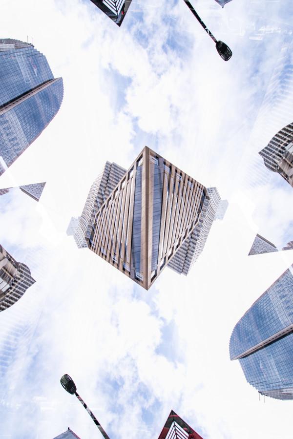 San Francisco Financial District #10 by Robin Vandenabeele