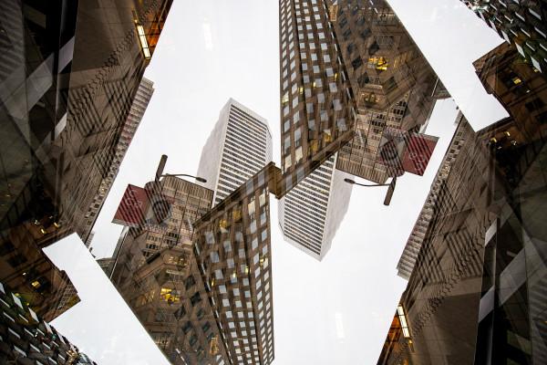 Financial District SF #27 by Robin Vandenabeele