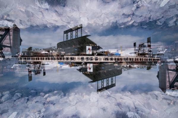Oracle Park #03 by Robin Vandenabeele