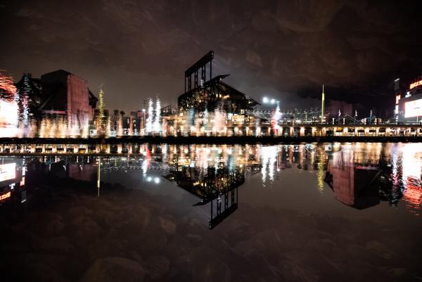 Oracle Park #7 by Robin Vandenabeele