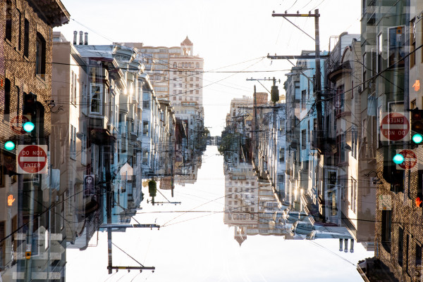 Powell Street #2 by Robin Vandenabeele