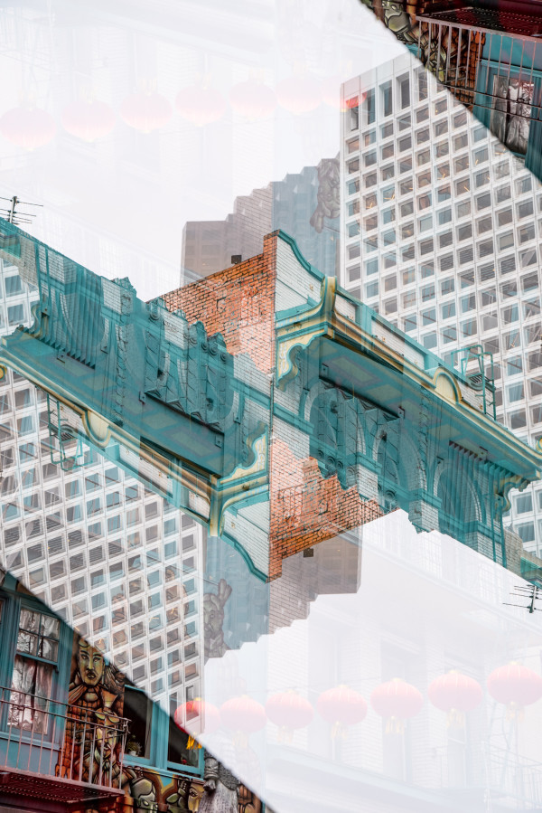 Chinatown San Francisco #94 by Robin Vandenabeele