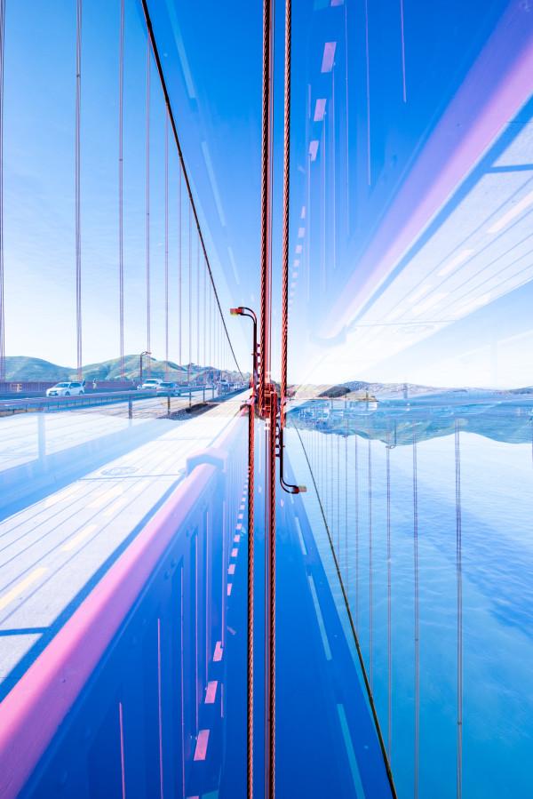 Golden Gate #9 by Robin Vandenabeele