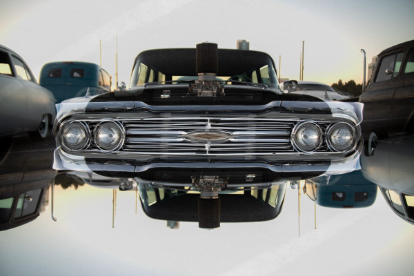 Classic car #19 by Robin Vandenabeele