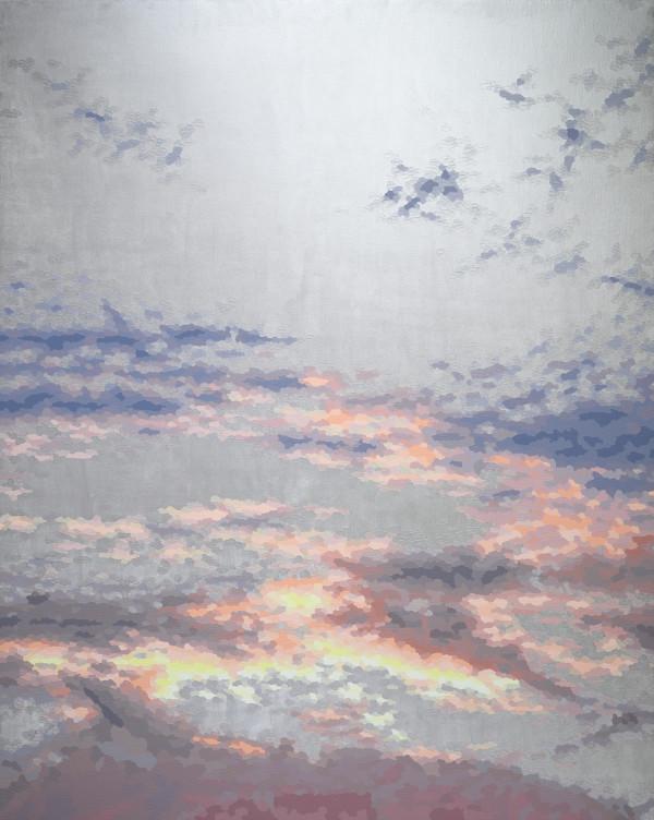 伊莱恩·库姆斯的《沉思的夜晚》(珍珠)