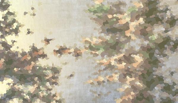 伊莱恩·库姆斯(Elaine Coombs)的Branch Sparkle 1(金色)