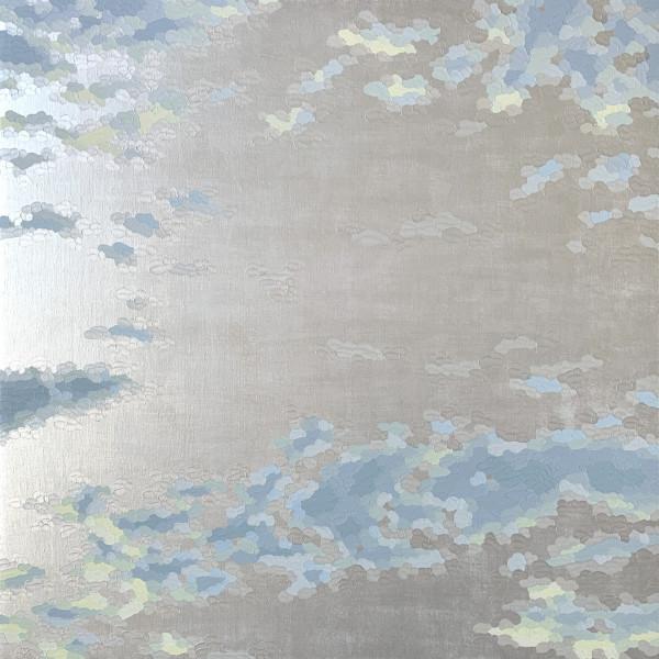伊莱恩·库姆斯(Elaine Coombs)的《珠光宝气》(Cloud Sparkle 2)