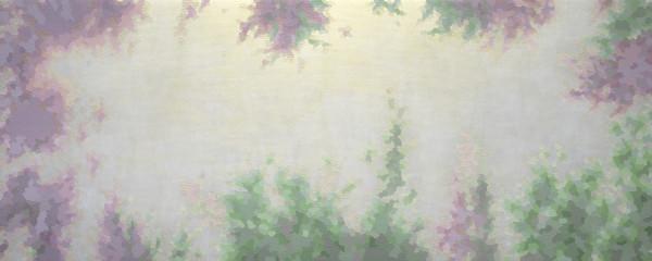 伊莱恩·库姆斯(Elaine Coombs)的《多彩辉煌》(Colorful Splendor,金色)