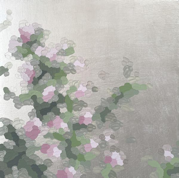 伊莱恩·库姆斯(Elaine Coombs)的花卉闪耀(珍珠)