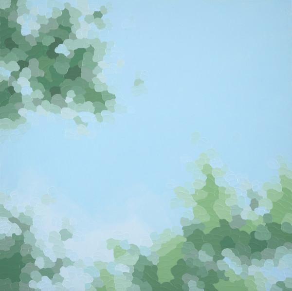 伊莱恩·库姆斯的《在云端
