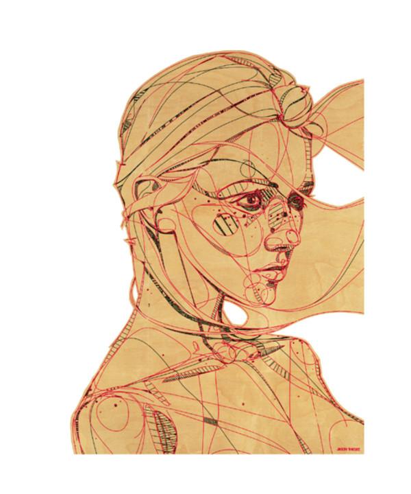 """Untitled #5"" by Jason Thielke"