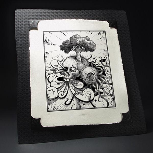 """""""Wild Growth"""" by Jeff Soto"""