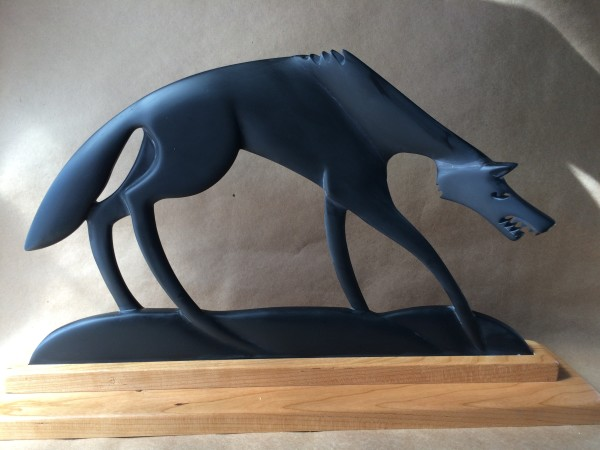 Wolf Scout by Ann Cunningham
