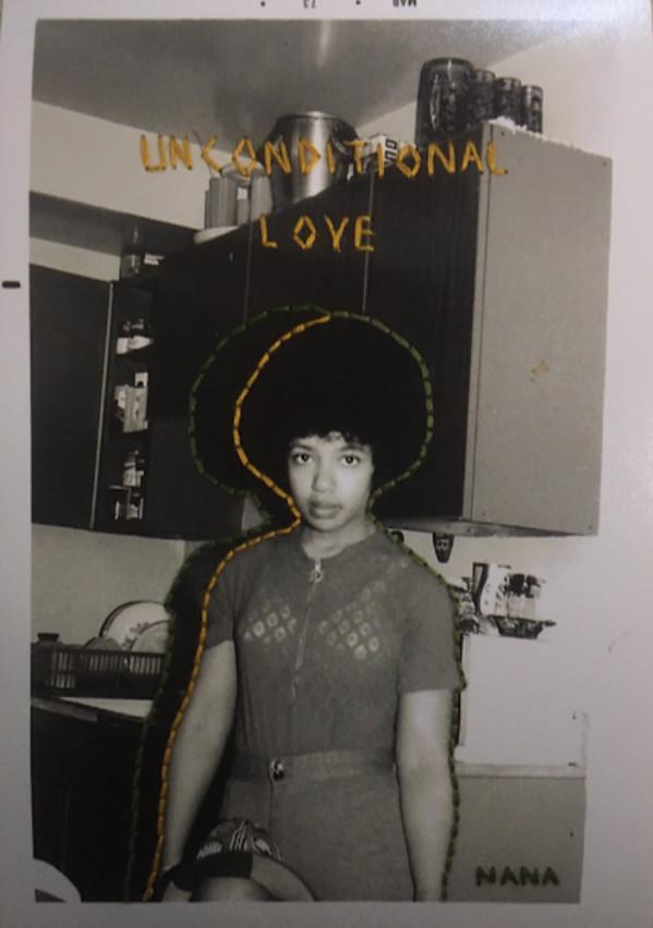 Unconditional Love by Juliana Naufel (naufss)