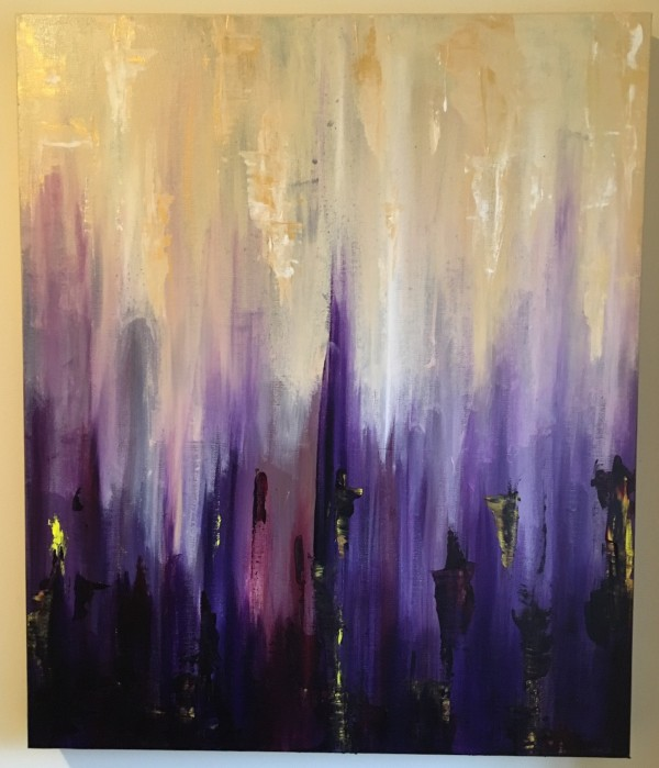 Purple Haze by Lisa Libretto