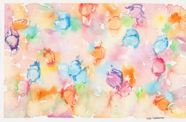 Salt Water Taffy by Lisa Libretto