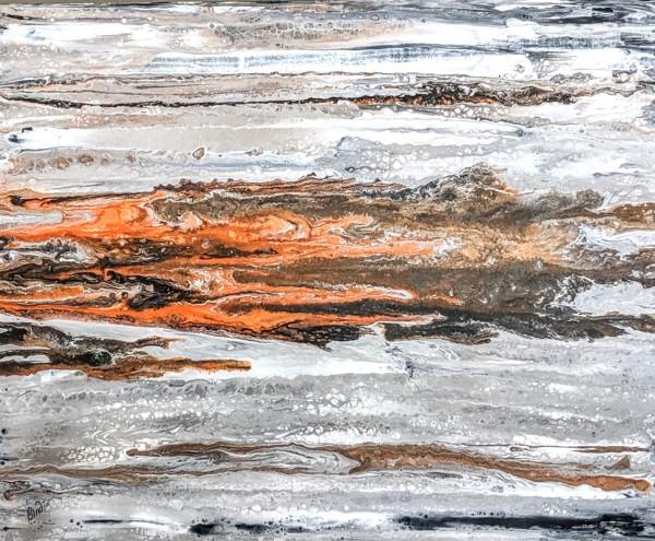 Bands of Jupiter by Bindia Hallauer