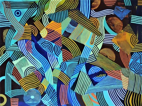 Boomerang by Bindia Hallauer