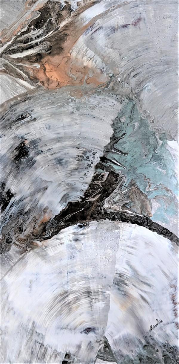 Oyster Lagoon by Bindia Hallauer