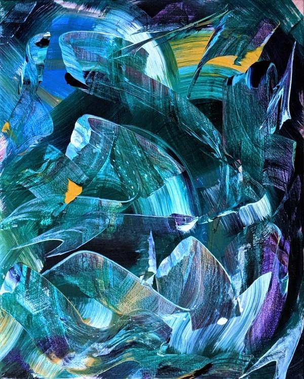 Plumage by Bindia Hallauer