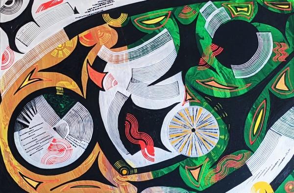 Springbok by Bindia Hallauer