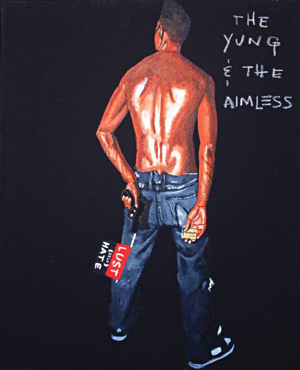 The Yung and the Aimless by Dr. Fahamu Pecou