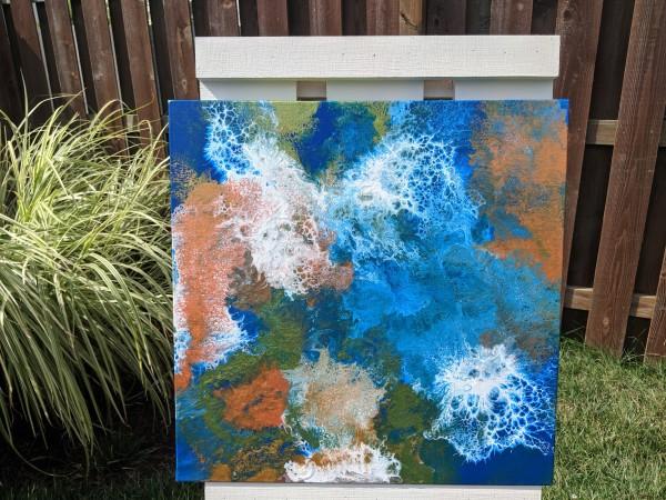 Creation Day by Lisa Heintzman