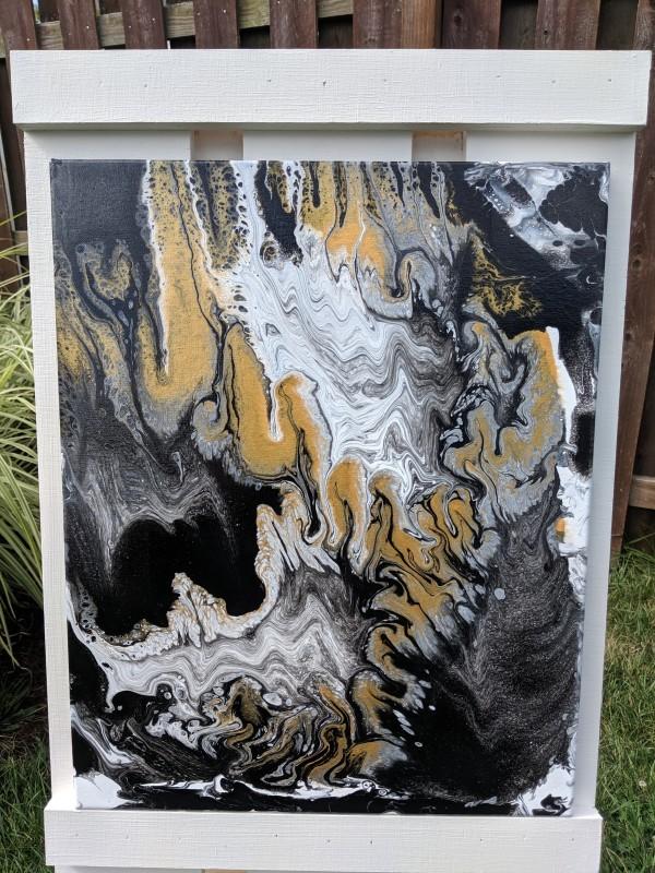 Smoldering Smoke by Lisa Heintzman