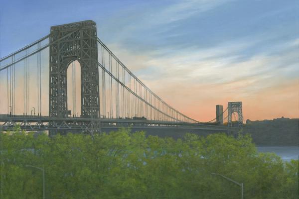 George Washington Bridge by Tarryl Gabel