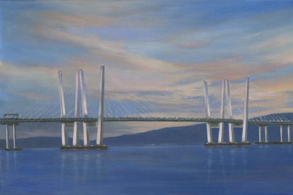 Mario Cuomo Bridge by Tarryl Gabel