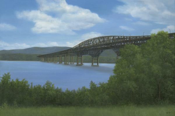 Newburgh-Beacon Bridge by Tarryl Gabel