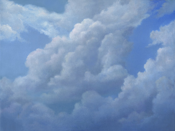 Dramatic Clouds by Tarryl Gabel