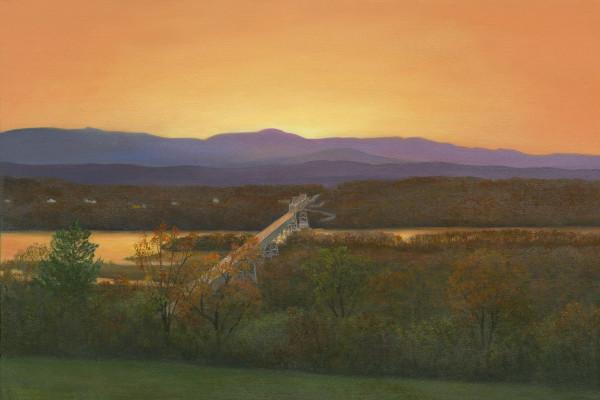 Rip Van Winkle Bridge by Tarryl Gabel