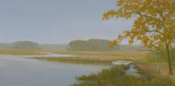 Rising Tide, Harwich Marsh by Tarryl Gabel