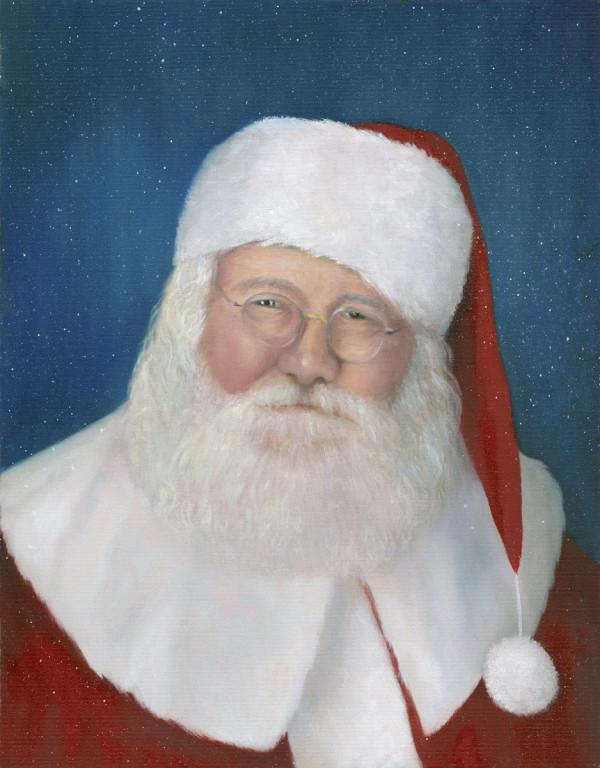 Santa Murphy by Tarryl Gabel