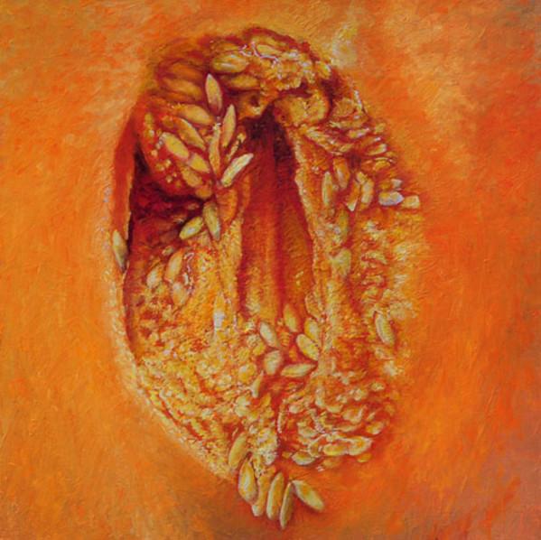 Melon by Merrilyn Duzy